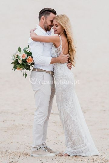 Beach wedding Destination