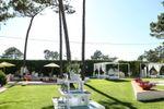Jardim e zona lounge