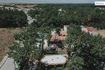 Vista aérea- casa da praia