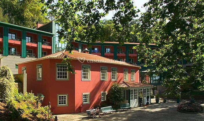 A quinta de grupo charming hotels madeira hotel quinta for Charming hotels