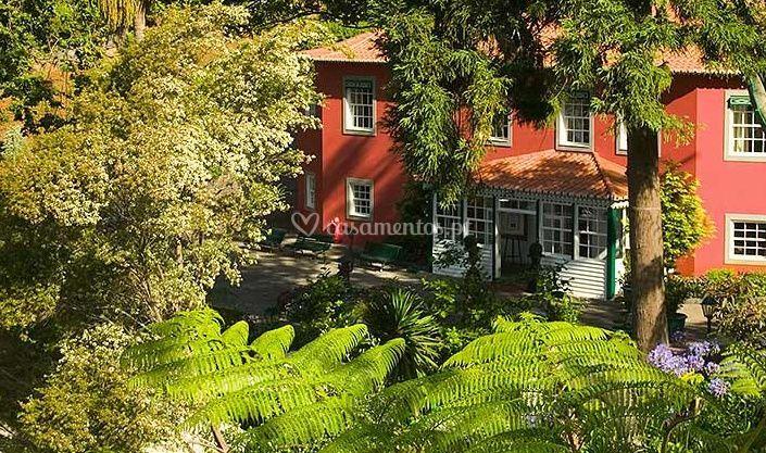 Grupo Charming Hotels Madeira - Hotel Quinta do Monte Panoramic Gardens