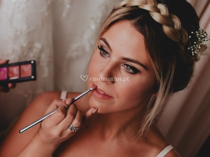 Daniela Pires Make Up & Beauty