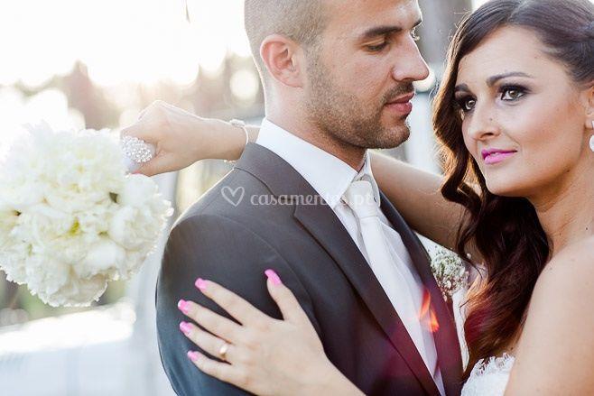 Cristiana & nuno wedding day