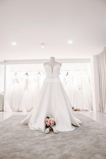 Área da noiva