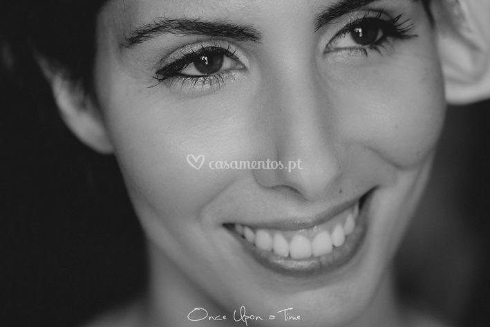 Make -up de noiva