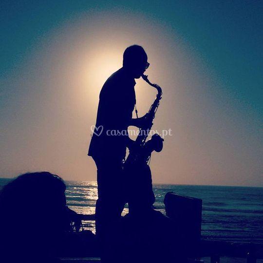 Sunset S. Pedro de Moel