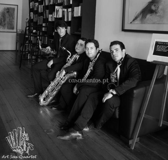 Art Sax Quartet
