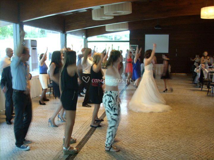 Casamento Qtª da Dança