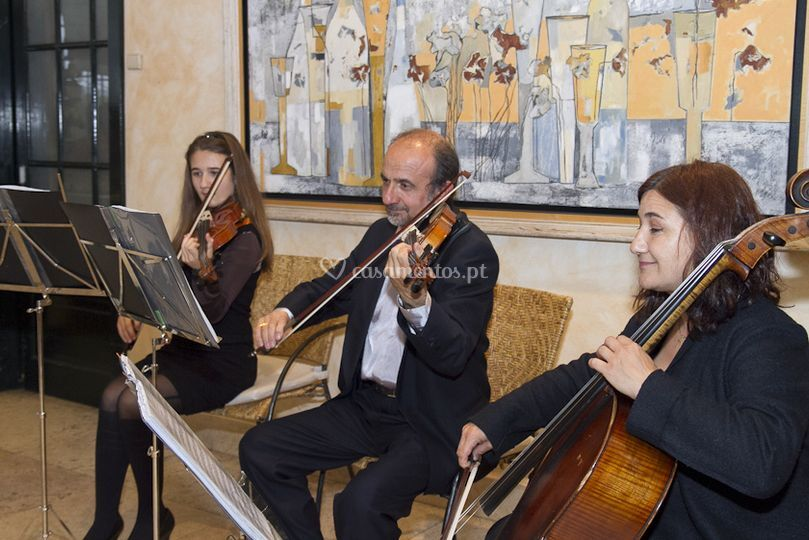 Cristina's musical family
