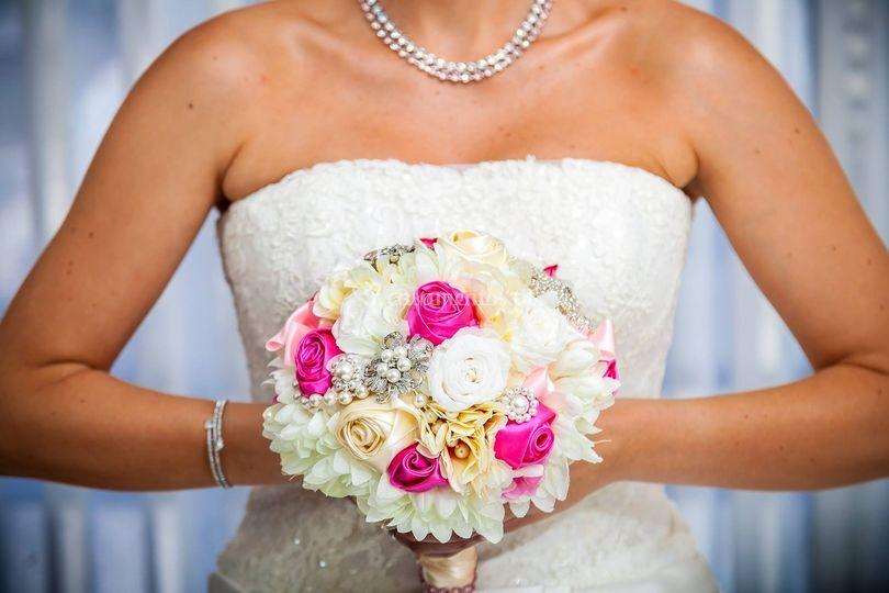Bouquet de joias