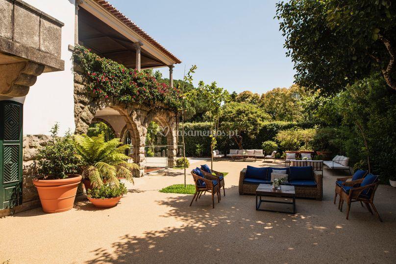 Jardim aperitivos