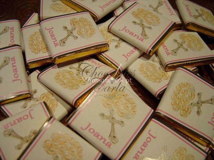 Napolitanas/mini chocolates