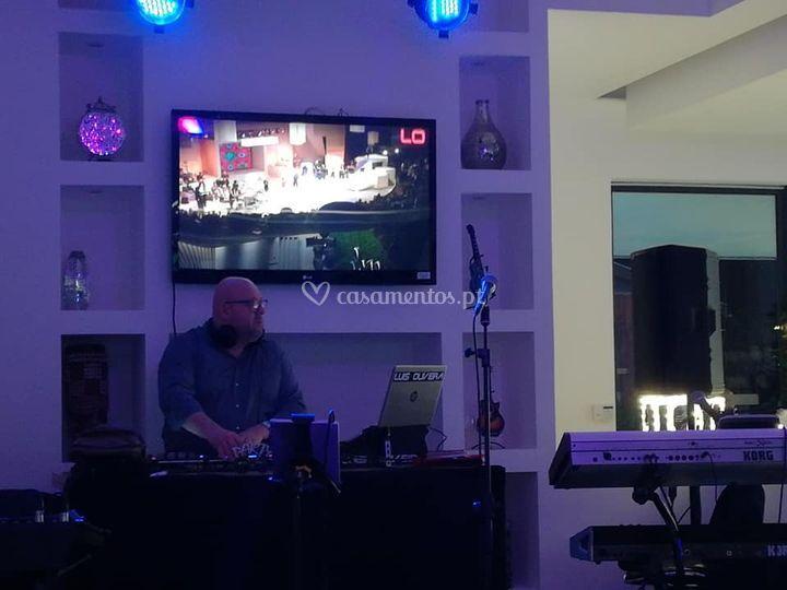 DJ Luis Oliveira