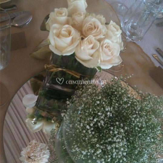 Flores no seu casamento ok
