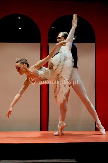 Bailarinos clássicos