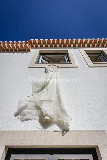 Vestido ao vento