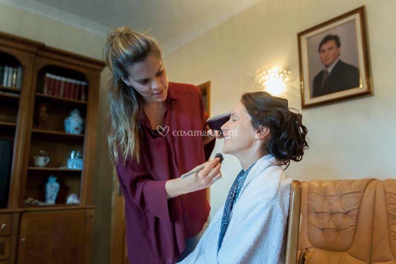 Leandra Dias Make up