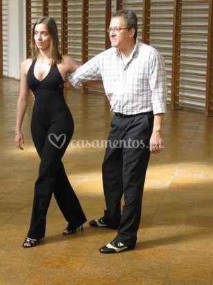 Aula de tango