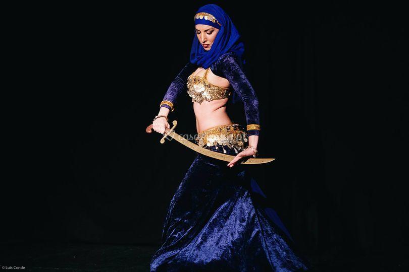 Dança com Espada