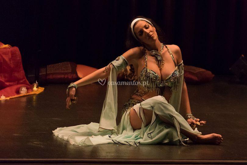 Dança Oriental Turca