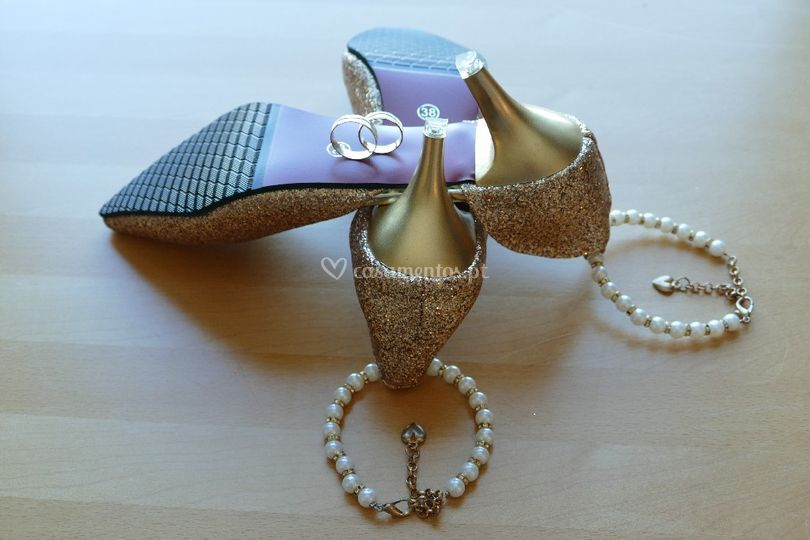 Shoes & rings
