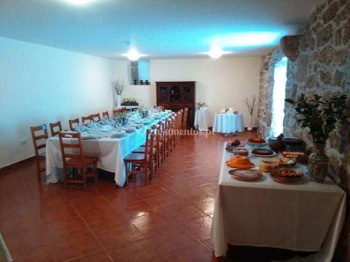 Casa do Outeiro Agro Turismo