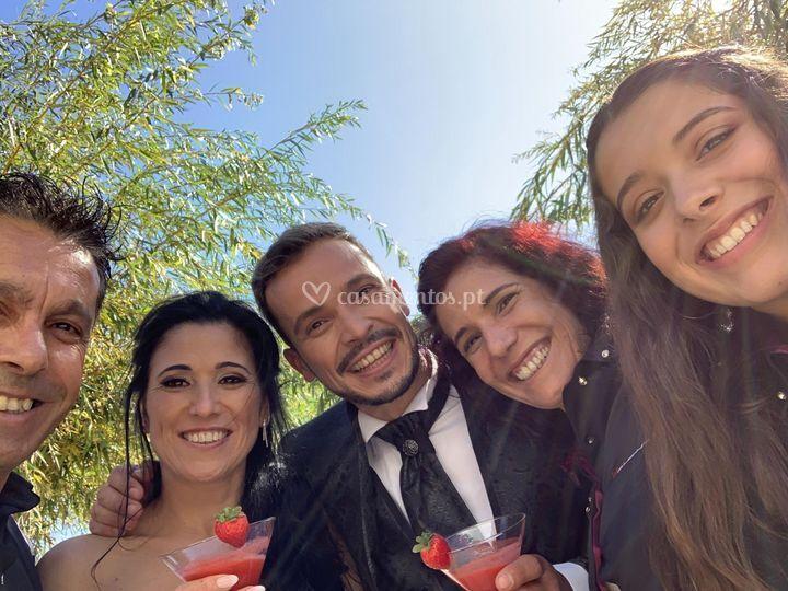Moment pro Wedding