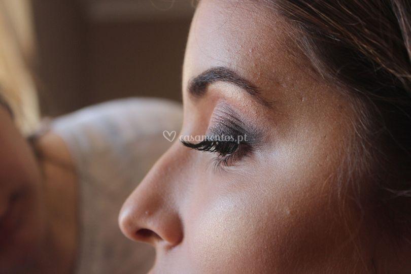 Olhos - detalhe