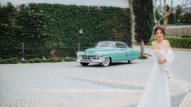 Cadillac Coupe de Ville - 1952