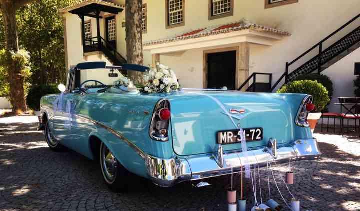 Chevrolet bel air - 1955