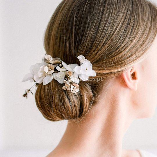 Toucados couture para noivas
