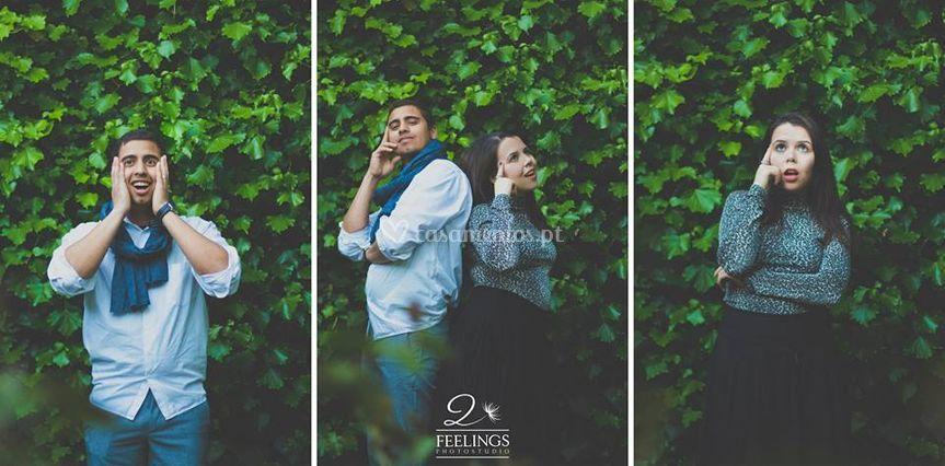 Pré-casamento/ sessão de solte