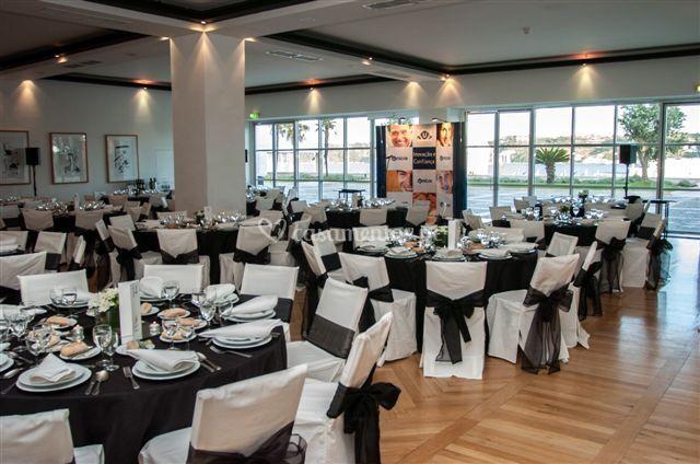 Sala banquetes - ccb