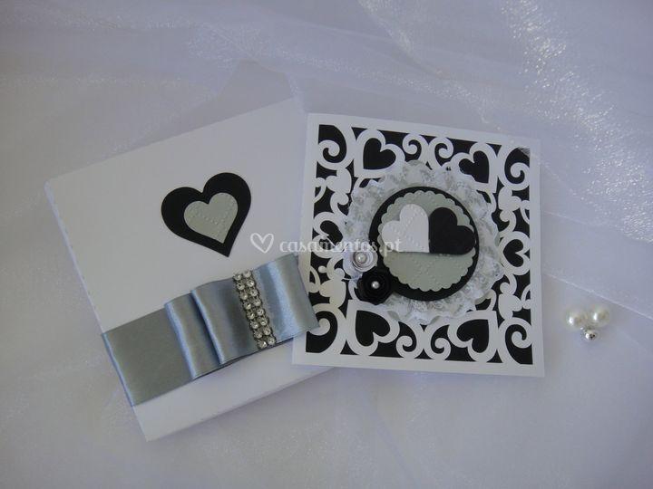Convite/Postal Noivos