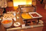 Buffet de quentes e frios