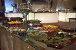 Mesa de frutas/doces