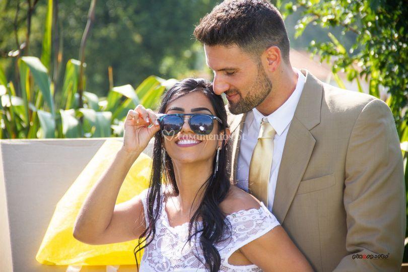Casamento mariana e orlando