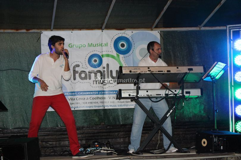 Grupo Musical Family Music