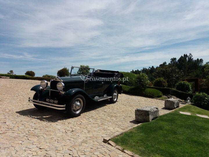 Chrysler Cabriolet de 1928
