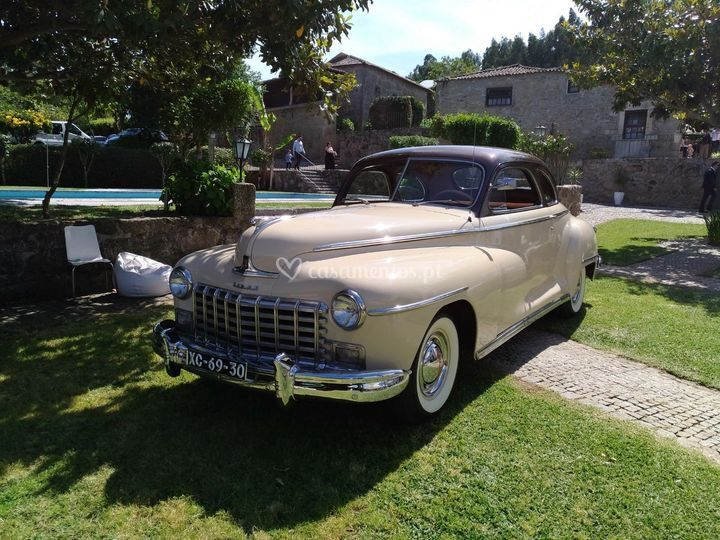 Dodge Coupe (6 lugares) - 1948
