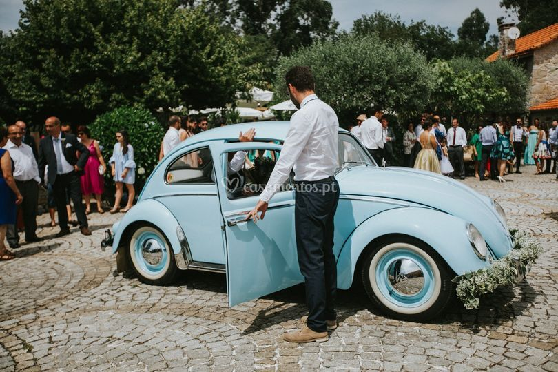 VW carocha 1558