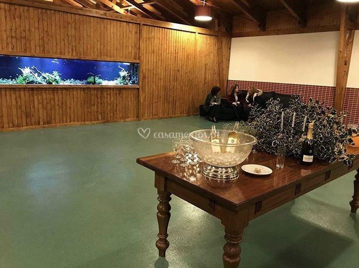 Salão aquário