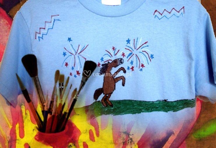 Atelier Pintura de T Shirt`s