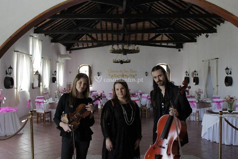 Quinta S. Brás, Samouco