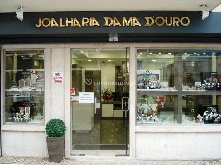 Joalharia Dama D'Ouro