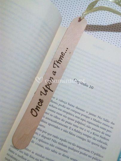 Marca páginas