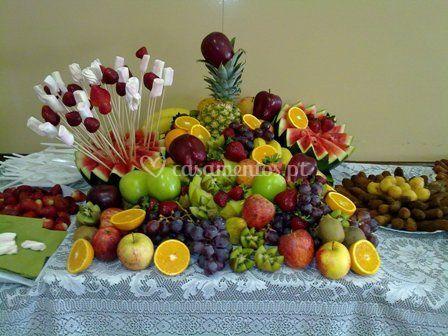 Cascata de fruta