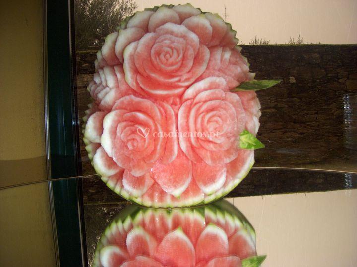 Melancia (espelho de frutas)