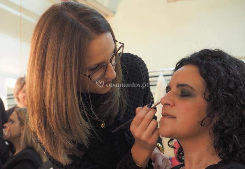 Raquel André - Makeup Artist