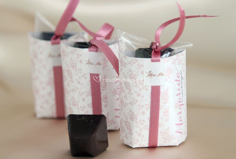 Prenda - bombons de chocolate